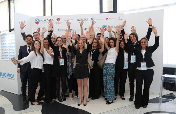 Intercare 2017 team Medical Tourism Fair