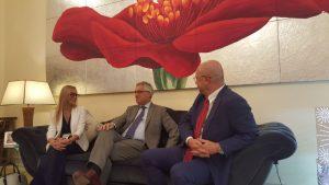 Ambasciatore Liborio Stellino Destination Health ItalyCares