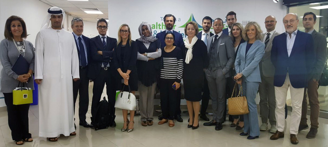 ItalyCares Destination Health Mission to Emirates