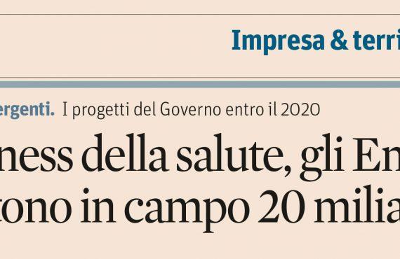 ItalyCares Destination Health Il Sole24Ore
