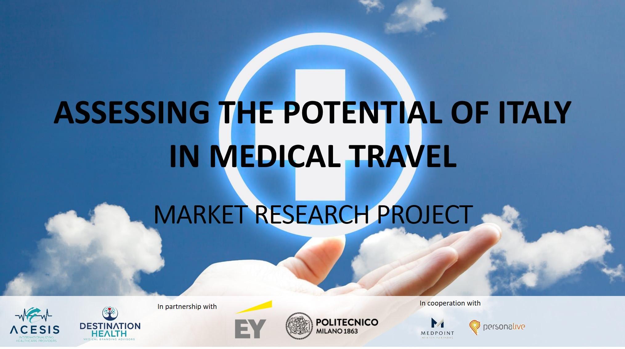 medical tourism, internazionalizzazione salute, global healthcare
